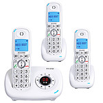 Alcatel XL585 Voice Trio Blanc