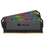 Corsair Dominator Platinum RGB 16 Go (2 x 8 Go) DDR4 3600 MHz CL16