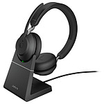 Jabra Evolve2 65 Link380A MS Stéréo + Charge