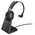 Jabra Evolve2 65 Link380C MS Mono + Charge