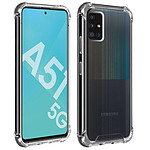 Akashi Coque TPU Angles Renforcés Galaxy A51 5G
