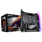 Gigabyte B550I AORUS PRO AX avec mise à jour de BIOS