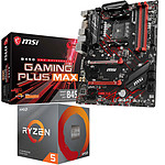 Kit Upgrade PC AMD Ryzen 5 3600 MSI B450 GAMING PLUS MAX