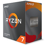 AMD Ryzen 7 3800XT (3.9 GHz) ( 6 % de réduction avec le code promo WARRIOR )