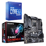 Kit Upgrade PC Core i7K Gigabyte Z490 GAMING X