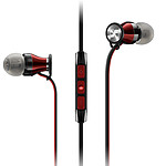 Sennheiser Momentum In-ear G Rouge/Noir