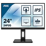 """AOC 23.8"""" LED - 24P2Q"""