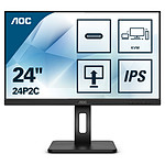 """AOC 23.8"""" LED - 24P2C"""