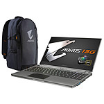AORUS 15G YB-9FR2430MP + Backpack