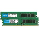 Crucial DDR4 16 Go (2 x 8 Go) 3200 MHz CL22