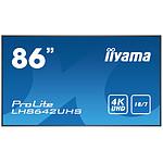 "iiyama 85.6"" LED - ProLite LH8642UHS-B1"