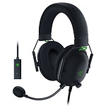 Razer Blackshark V2 + USB Mic Enhancer