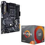 Kit Upgrade PC AMD Ryzen 5 3600 ASUS TUF B450-PRO GAMING