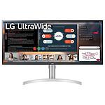 """LG 34"""" LED - 34WN650-W"""