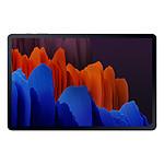 """Samsung Galaxy Tab S7+ 12.4"""" SM-T976 128 Go Mystic Black 5G"""