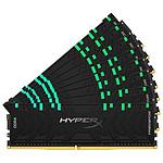 HyperX Predator RGB 256 Go (8 x 32 Go) DDR4 3200 MHz CL16