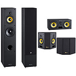 Davis Acoustics Pack Mia 60 5.0 Surround Noir