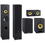 Davis Acoustics Pack Mia 60 5.0 Noir