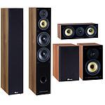 Davis Acoustics Pack Balthus 70 5.0 Noyer