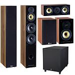 Davis Acoustics Pack Balthus 70 5.1 Noyer