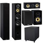 Davis Acoustics Pack Balthus 70 5.1 Frêne Noir