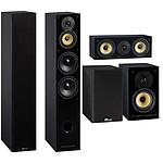Davis Acoustics Pack Balthus 70 5.0 Frêne Noir
