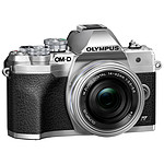 Olympus E-M10 Mark IV Plata + 14-42mm Plata