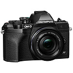 Olympus E-M10 Mark IV Noir + 14-42mm Noir