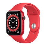 Apple Watch Series 6 GPS Aluminium PRODUCT(RED) Bracelet Sport 44 mm