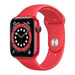 Apple Watch Series 6 GPS Aluminium PRODUCT(RED) Bracelet Sport 44 mm