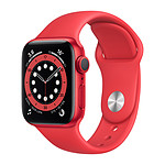 Apple Watch Series 6 GPS Aluminium PRODUCT(RED) Bracelet Sport 40 mm