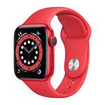 Apple Watch Series 6 GPS Aluminium PRODUCT(RED) Bracelet Sport 40 mm