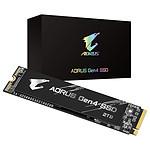 AORUS NVMe Gen4 SSD 2 To