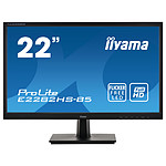 "iiyama 21.5"" LED - ProLite E2282HS-B5"