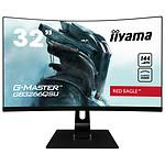 "iiyama 31.5"" LED - G-MASTER GB3266QSU-B1 Red Eagle"