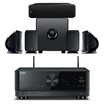 Yamaha RX-V4A Noir + Focal Pack Cinema+