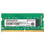 Transcend Notebook JetRam SO-DIMM 8 Go DDR4 3200 MHz CL22 1Rx8