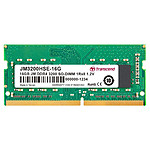 Transcend Notebook JetRam SO-DIMM 16 Go DDR4 3200 MHz CL22 1Rx8