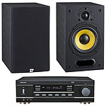 Sherwood RX-4109 + Davis Acoustics Mia 20 Noir