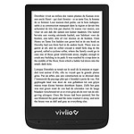 Vivlio Touch Lux 5 Noir + Pack d'eBooks OFFERT