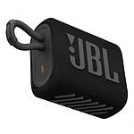 JBL GO 3 Noir