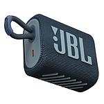 JBL GO 3 Bleu