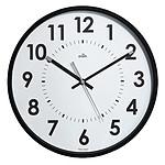 Orium Abylis - Horloge silencieuse (Noire)