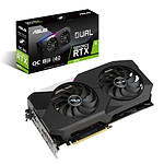 ASUS GeForce RTX Dual 3070 O8G