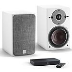 Dali Oberon 1 C Blanc + Sound Hub Compact