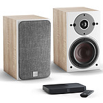 Dali Oberon 1 C Light Oak Sound Hub Compact