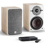 Dali Oberon 1 C Chêne clair + Sound Hub Compact