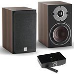 Dali Oberon 1 C Noyer foncé + Sound Hub + NPM-1