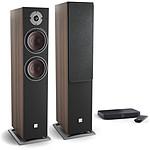 Dali Oberon 7 C Noyer foncé + Sound Hub Compact