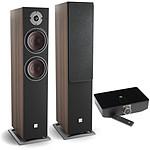 Dali Oberon 7 C Noyer foncé + Sound Hub + NPM-1